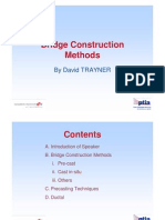 Bridge Construction Methods