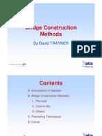 Bridge Construction Methods