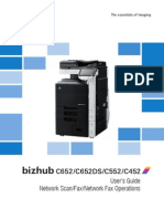 Bizhub c652-c652ds-c552-c452 Ug Network Scan-fax-network Fax Operations en 3-1-0