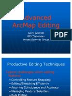 Advanced ArcMap Editing