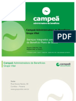 CAMPEÃ Administradora de Beneficios.