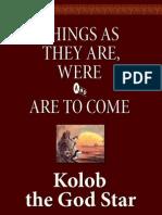 Kolob, The God Star
