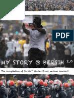 Bersih 2.0 My Stories