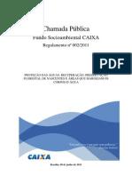 Regulamento 002 2011 Protecao Das Aguas