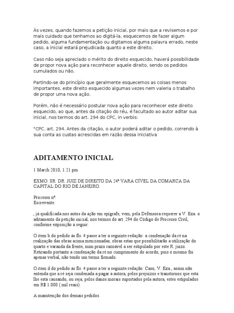 Modelo De Petição Fila D Trabalhos De Casa November 2019