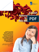 Nss(Mbbs Phd) Brochure