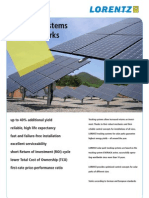 Seguidores Para Parques Solares Lorentz_solarparks_pi_en