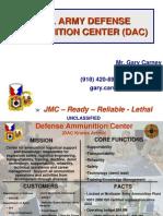 DAC Ammunition