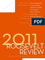 Roosevelt Review