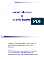 Introduction to Islamic Banking & World Eco History