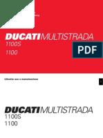 Notice Ducati