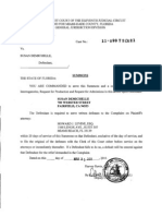 Laurato v DeMichelle - Complaint and Answer and Exhibits