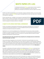 White Paper Cfe-log