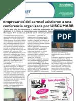 Newsletter nº3 UISCUMARR