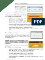 Visual Basic - Subiecte