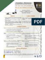 Diplomado TICs Obras Civiles