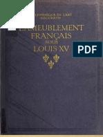 34279016 L Ameublement Francais Sous Louis XV