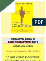 Projeto Do Ano Formativo - Pe. Jarmil