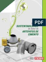 Guia de Sustentabilidade Do Setor de Artefatos de Cimento