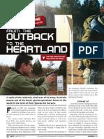 Redback One - S.W.A.T Magazine