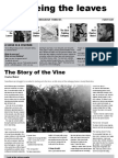 Seeing the Leaves - A Newspaper for Social Entrepreneurs