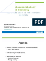 Soa Interoperability and Security 4668