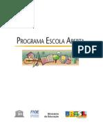 Programa Escola Aberta - CD
