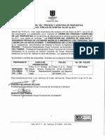 Acta de Cierre SPO-01-2011
