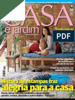Casa e Jardim - Nº 639 - Abril 2008