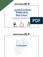 Seguridad en Redes Wireless Bajo Linux