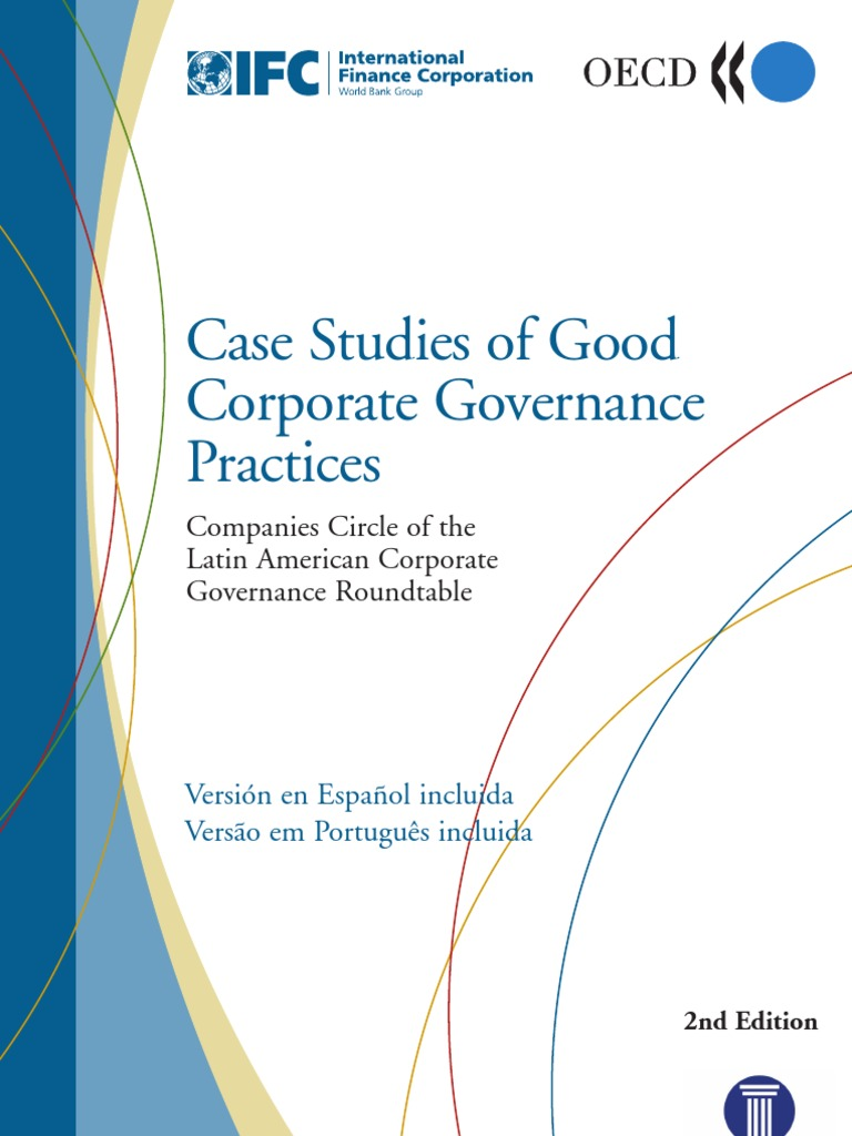 Case studies of good corporate governance fandeluxe Choice Image