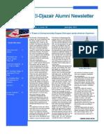 El Djazair Alumni Newsletter - June-July 2011