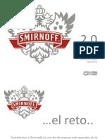 Smirnoff by Hashtag. Presentación de Pablo Bermúdez - CAMP 2011