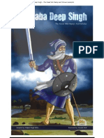 Baba Deep Singh - Www.sikhcomics.com Excerpts