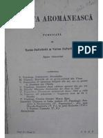 Revista Aromaneasca 1929 (N.2)