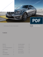 C-Class Coupe Edition 125 Pricelist July 2011