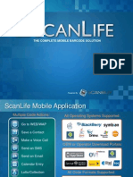 ScanLife Features 6.10=OverView