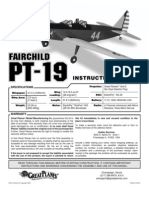 Model Airplane Manual