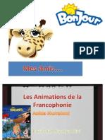 BD & Animasi Frankofon