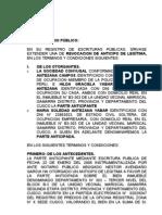 Anticipo de Legitima Bi - Revocacion.antezana Soledad