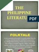 The Philippines Literature