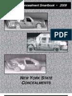 NYSIC Concealment Smartbook 2009