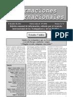 Informaciones internacionales n° 39 (408)