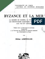 Byazance Et La Mer