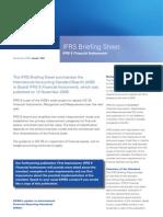 IFRS Briefing Sheet 160