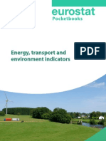 Energy, Transport and Environment Indicators