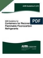 AHRI Guideline K-2009
