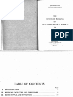 USSBS Report 12, Effects of Bombing on Health and Medical Services in Japan, OCR