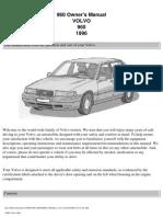 960_1996 Owner's Manual