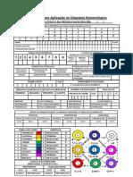 Lição 01A - Resumo para Aplicaçao no Diagrama Numerológico